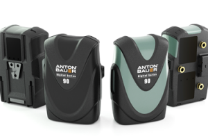 ANTON/BAUER LOGIC SERIES® BATTERIES