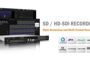 MOG SD/HD SDI Recorder